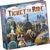 Asmodee Ticket to Ride - France/Old West Uitbreiding
