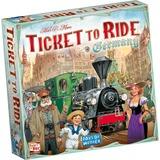 Asmodee Ticket to Ride - Germany Engels