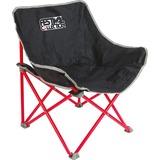 Coleman  Breeze Festival Kickback stoel Zwart/rood