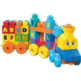 Fisher-Price Mega Bloks Mega Bloks - ABC Leren Trein FWK22 FWK22