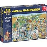 Jumbo Jan van Haasteren - De wijnmakerij puzzel 1000 stukjes