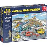 Jumbo Jan van Haasteren - Formule 1, de start puzzel 1000 stukjes