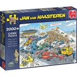 Jumbo Jan van Haasteren - Formule 1, de start puzzel 2000 stukjes