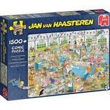 Jumbo Jan van Haasteren - Taarten toernooi puzzel 1500 stukjes