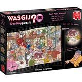 Jumbo Wasgij? Destiny 18 - Fast Food Waanzin! puzzel 1000 stukjes