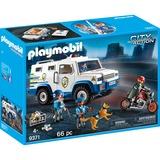 PLAYMOBIL City Action - Geldtransport 9371