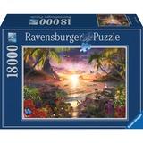Ravensburger Puzzel Paradijselijke Zonsondergang