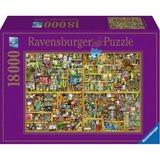 Ravensburger Puzzel: Magische Boekenkast