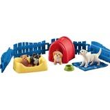 Schleich Puppy plaats, speelgoedfiguur 42480