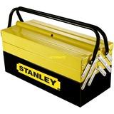 Stanley Gereedschapskoffer Metaal Cantileve gereedschapskist Zwart/geel