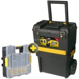 Stanley Gereedschapswagen set STST1-71187 gereedschapskist Zwart/geel