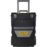 Stanley Mobile Work Center 2in1 gereedschapskist Zwart/grijs