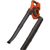 BLACK+DECKER Accu-Bladzuiger GWC3600LB bladzuiger / bladblazer Oranje/zwart, Zonder accu en oplader