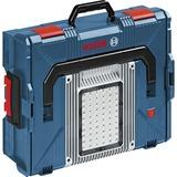 Bosch Acculamp GLI PortaLED 136 Professional gereedschapskist Blauw, zonder accu en oplader