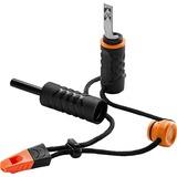 Gerber Fire Starter aansteker Zwart/oranje, 1025312