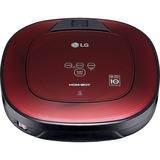 LG HomBot Square VRD 710 RRC stofzuigrobot robotstofzuiger Rood
