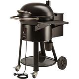 Landmann Pellet Kettle 13140 barbecue Zwart