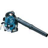 Makita Benzine Bladblazer BHX2501 bladzuiger / bladblazer Blauw/zwart, 4-takt, 1,1pk, 25,4cc