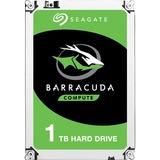 Seagate BarraCuda, 1 TB Harde schijf ST1000DM010, SATA 600