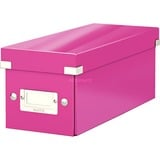 Leitz Click & Store-cd-opslagbox opbergdoos Pink