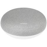 Google Home Mini Chalk luidspreker Wit, WiFi, Bluetooth
