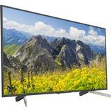 """Sony KD-55XF7596 55"""" Ultra HD led-tv Zwart"""