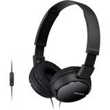 Sony MDR-ZX110APB headset Zwart