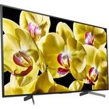 """Sony Sony KD-49XG8096     TCS SMA     UHD 123 49"""" Ultra HD led-tv Zwart"""