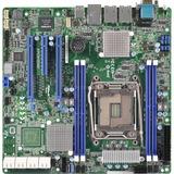 ASRock EPC612D4U, socket 2011-3 moederbord RAID, Gb-LAN, µATX