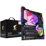 GIGABYTE AORUS Z390 AORUS XTREME WaterForce 5G, socket 1151 moederbord RAID, Gb-LAN, WLAN, Sound, E-ATX