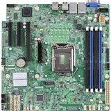 Intel® Server Board S1200SPSR, socket 1151 moederbord RAID, Gb-LAN, µATX