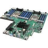 Intel® Server Board S2600WFT, socket 3647 moederbord met ASMB9-iKVM module