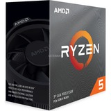 AMD Ryzen 5 3600 socket AM4 processor Unlocked, Wraith Stealth, Boxed
