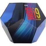 "Intel® Core i9-9900K, 3.6 GHz (5,0 GHz Turbo Boost) socket 1151 processor ""Coffee Lake-R"", Unlocked, WoF, Boxed"