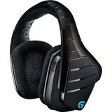 Logitech G933 Artemis Spectrum Draadloze gaming-headset Zwart, met 7.1-surroundsound
