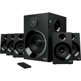 Logitech Z607 5.1 surroundsound met Bluetooth luidspreker Zwart, Bluetooth 4.2