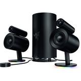 Razer Nommo Pro pc-luidspreker Zwart, Bluetooth 4.2