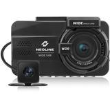 Neoline Wide S49 Dual Channel Dashcam Zwart