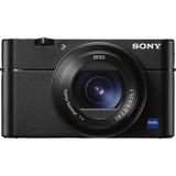 Sony CyberShot DSC-RX100 VA digitale camera Zwart