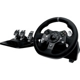 Logitech G920 Driving Force stuurwiel Zwart, Xbox One, PC