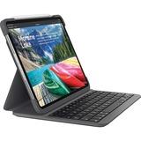 """Logitech Slim Folio Pro voor iPad Pro 12.9"""" (3e generatie) sleeve Zwart"""