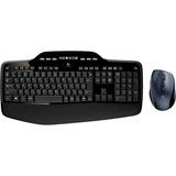 Logitech Wireless Desktop MK710 EU lay-out, Retail