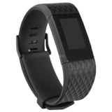 FitBit Charge 2 fitnesstracker Zwart, Large