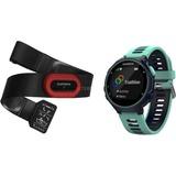 Garmin Forerunner 735XT Run bundle fitnesstracker Blauw
