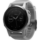 Garmin fēnix 5S smartwatch Zilver/wit, 42mm, Bluetooth Smart, ANT+