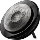 Jabra SPEAK 710 MS  speakerphone Zwart/zilver, USB, Bluetooth, Link 370