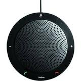 Jabra Speak 410 MS Speakerphone uitbreidingsmodule Zwart