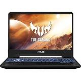 """ASUS TUF FX505DT-AL061T, 15.6""""  laptop Zwart, 256GB SSD, 1TB, GTX 1650, Win 10"""