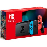 Nintendo NIN Switch Neon-Rot/Neon-Blau spelconsole Neonrood/neonblauw