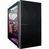 ALTERNATE Thunderstorm GX950 SLI pc-systeem Zwart, 32 GB, 2x RTX 2080, Gb-LAN, Win 10